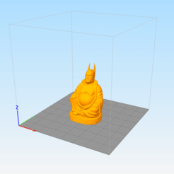 Télécharger plan imprimante 3D gatuit Pop-Buddha, flavio12
