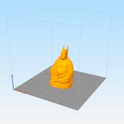 Download free 3D printing models Pop-Buddha, flavio12