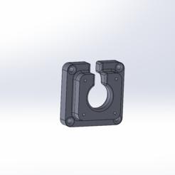 17to23.png Download free STL file Convert Nema 23 to 17 • 3D printing model, flavio12