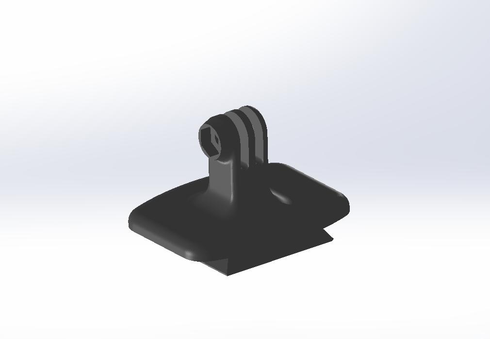 gopro_hama.png Download free STL file GoPro Tripod Hama Compatible • 3D printable design, flavio12