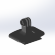 Télécharger fichier 3D gratuit Compatible avec le trépied GoPro Hama, flavio12