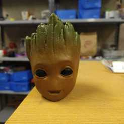 Download 3D printing models Mate Groot, ivandetitto