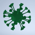 Screenshot_4.png Download free STL file coronavirus 3D MODEL 2019 • Object to 3D print, chernyavskayasve