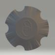 Télécharger fichier impression 3D gratuit roue de voiture tayota modèle 3D, chernyavskayasve