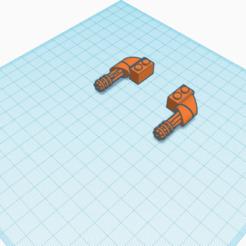 Descargar diseños 3D Lego Mini Pistola Pieza, borgans22