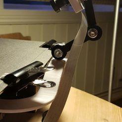 Descargar modelo 3D gratis El soporte de cama Ender 3 PRO con segmentos de montaje, Minglarn