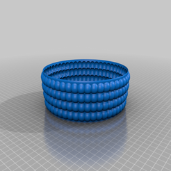 Download free 3D printing files Mateus Styled Bowl, Minglarn