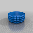 Download free 3D printing files Mateus Styled Bowl, Minglarn