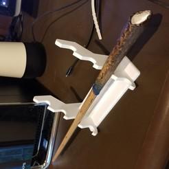 Descargar modelos 3D para imprimir NEWT SCAMANDER WAND - Bestias Fantásticas, pldugan