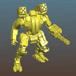 Screenshot_2020-08-10_19-49-45.png Télécharger fichier STL gratuit Petit méca (robot) gros problème - Remix • Modèle à imprimer en 3D, Tse