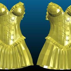 Screenshot_2020-08-02_11-28-47.jpg Download free STL file Brianna's corset and boots - Remixed - High-poly version • 3D printer design, Tse