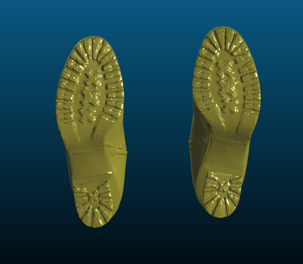 Screenshot_2020-08-08_23-02-02.png Download free STL file Leather boots / women stiletto shoes - 3D scan - Remix • 3D printable object, Tse