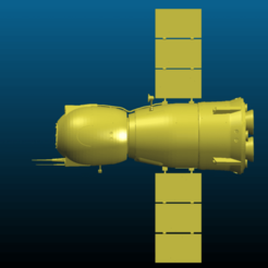 Screenshot_2020-08-04_00-52-53.png Download free STL file Soyuz spacecraft - export from CGTRADER • Design to 3D print, Tse