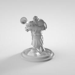 Download 3D print files Dwarf Dungeons and Dragons, rafagantz