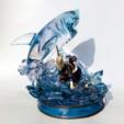 Download free 3D model Kisame Shark, Naruto, dandy_Iion