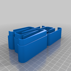 Download free 3D print files Battery Dispenser - AAA, weeatspamalot