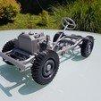 Descargar STL Jeep Willys - kit detallado a escala 1:9, Marek_Dovjak