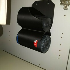IMG_20200319_054706.jpg Télécharger fichier STL rangement pour rouleau sac poubelle • Modèle à imprimer en 3D, jeromechassaing