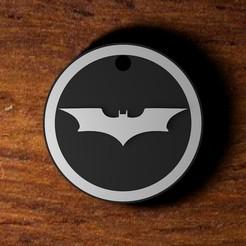 Download 3D printer designs Batman necklace, GarusbDigitalShop