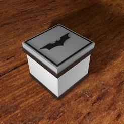 Download 3D print files Batman Gift Box, GarusbDigitalShop