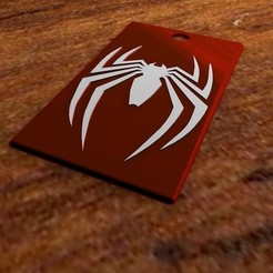 Download 3D print files Spiderman key ring, AbrahamsArellan