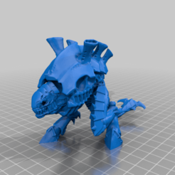 old_one_eye.png Download free STL file Elderly Pirate Space Bug • 3D printable design, Xer34