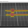 cruz.png Télécharger fichier STL gratuit Pendiente / Colgante • Plan pour impression 3D, amg3D