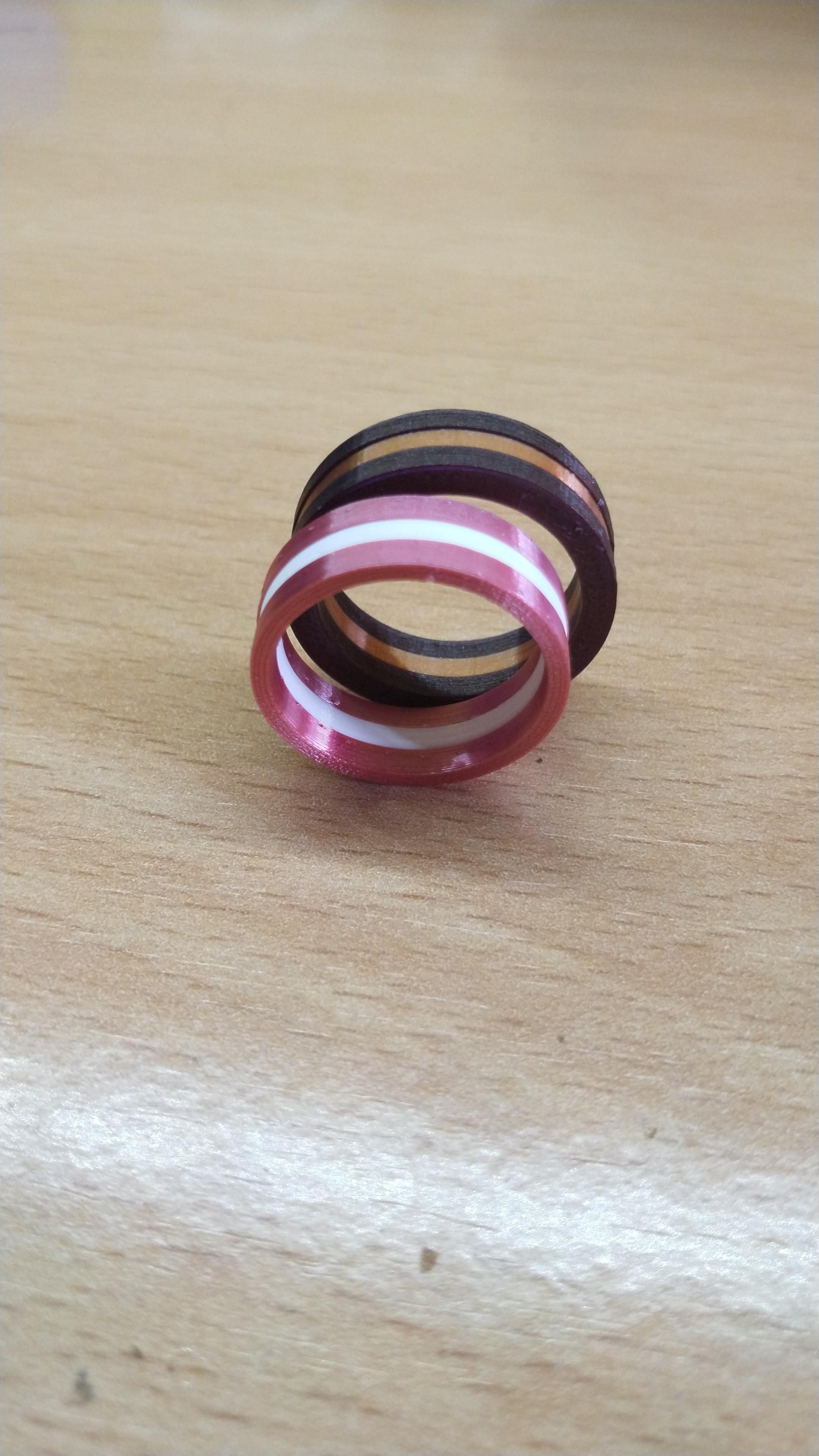 anillos 1.jpg Télécharger fichier STL gratuit Anillo / Ring • Objet imprimable en 3D, amg3D