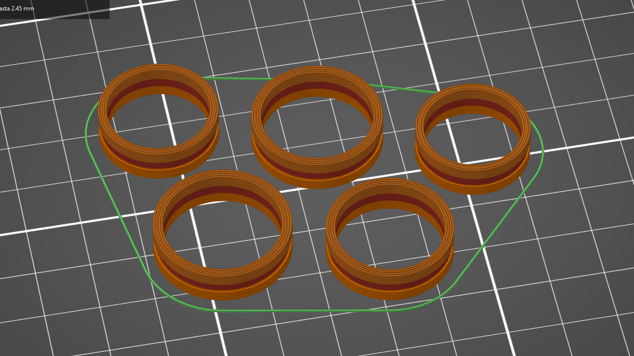 anillos.png Télécharger fichier STL gratuit Anillo / Ring • Objet imprimable en 3D, amg3D