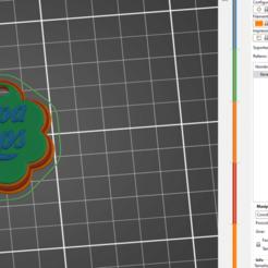 chupachups.png Télécharger fichier STL gratuit Porte-clés Chupa Chups • Plan pour imprimante 3D, amg3D