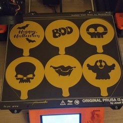 IMG_20201023_214023_387.jpg Download STL file Halloween coffee stencil • 3D printer model, amg3D
