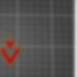 pendiente e.stl Télécharger fichier STL gratuit Pendiente / Boucle d'oreille • Objet pour impression 3D, amg3D