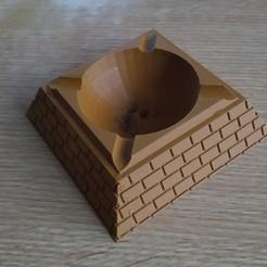 IMG_20200723_205040_634.jpg Download STL file Ashtray • 3D printing template, amg3D