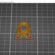 Télécharger fichier 3D gratuit Anillo / Ring Mariposa, amg3D