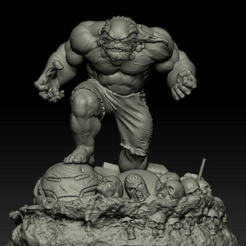 75561616_146449346736725_8308129645836894208_n.jpg Download STL file hulk teacher • 3D print model, printable_designs_3d