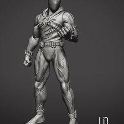 Download 3D printer files SPIDER-MAN SCARLET, printable_designs_3d