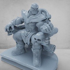 photo_2020-11-26_08-26-30.jpg Download STL file Thanos On Throne • 3D printable object, printable_designs_3d