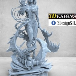 untitled.49.jpg Download STL file WITCHBLADE • 3D printing design, printable_designs_3d