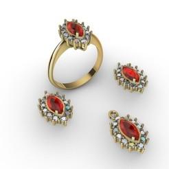 01.jpg Télécharger fichier OBJ Ring-ring-ring, j'ai dit, 8X4 • Modèle imprimable en 3D, Beto19