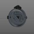 Download free 3D printing models IRON MAN REACTOR KEYCHAIN, JhonJTR