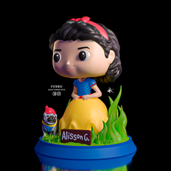 ALISSON_BLANCA_NIEVE_2_2.png Télécharger fichier STL SNOW WHITE FUNKO POP COLLECTION PRINCESSES / SNOW WHITE FUNKO POP COLLECTION PRINCESSES • Plan pour imprimante 3D, JhonJTR