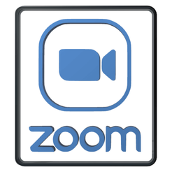 zoom logo display.fw.png Download STL file zoom cookie cutter logo • Object to 3D print, LALTEZ3D