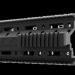 "Download 3D printing designs HANDGUARD TIPPMANN X7 PHENOM 8"", Lukas3d"