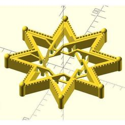 Download free 3D printing templates Walk Torus83 Fort, JustinSDK