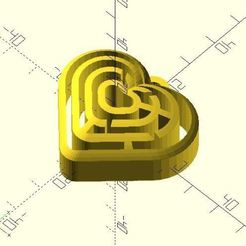 resize-heart-maze.jpg Download free STL file Heart maze • 3D printer model, JustinSDK