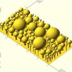 packing_circles1.jpg Télécharger fichier STL gratuit Cercles d'emballage • Design imprimable en 3D, JustinSDK