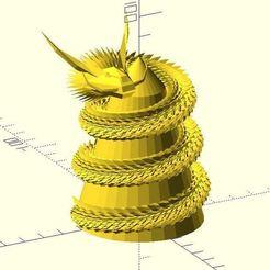 dragon_2020_7.JPG Download free STL file Dragon • 3D printable model, JustinSDK