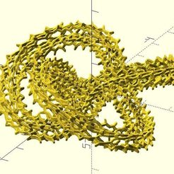 hollow_torus_knot_star.jpg Download free STL file Hollow-out torus knot • Object to 3D print, JustinSDK