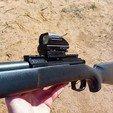 Download 3D printing files GJ M24/Kar98 Gel blaster receiver , Uomtag