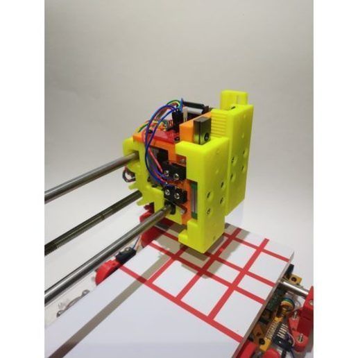 Download free 3D printer files Cyclone PCB Factory Dual Z-axis, TinkersProjects